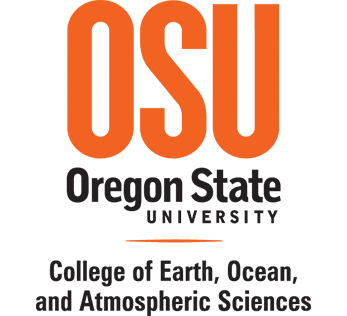 OSU College of Earth, Ocean, and Atmospheric Sciences logo
